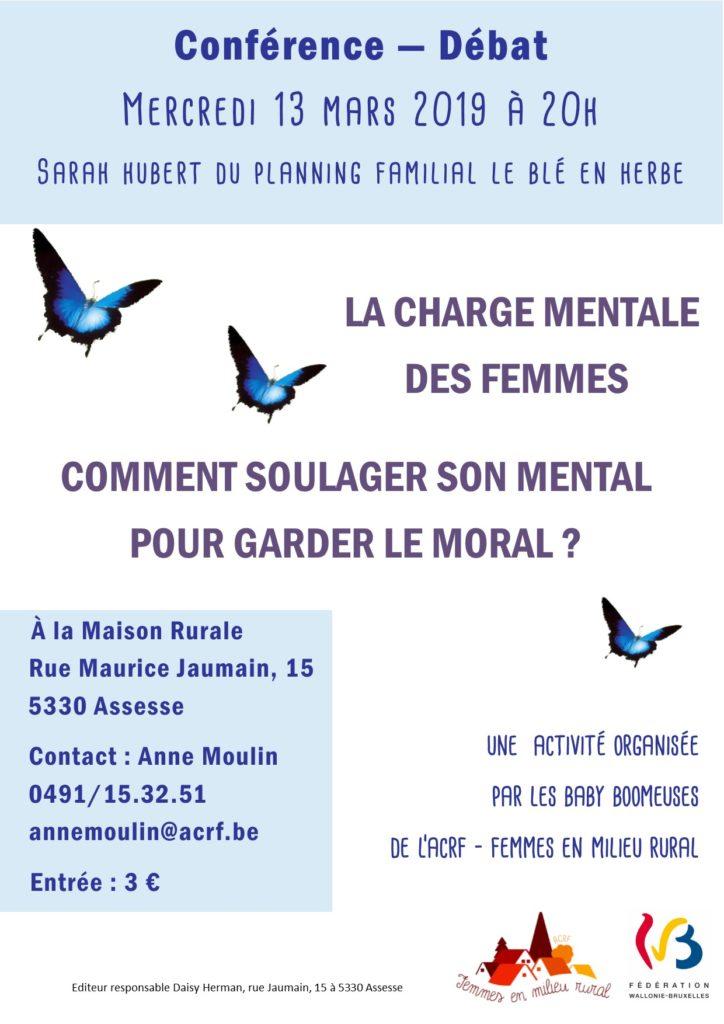 Conférence Charge mentale 13-03-2019 version internet