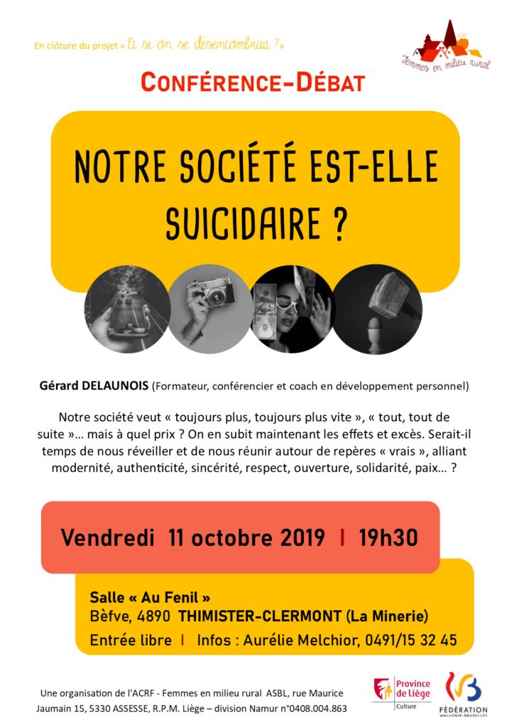 2019_10_11 Affiche conférence Delaunois